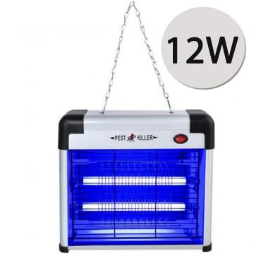 Elektrický lapač hmyzu, UV žiarenie, výkon 12W