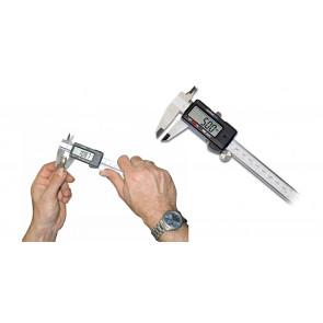 TFY 0001 Digitálne elektronické posuvné meradlo 150 mm