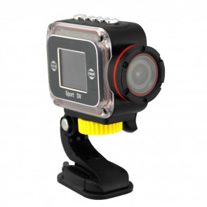 SportsCam 1080P Vodotesná kamera RH SPORTS Full HD