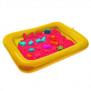 TFY Kx9690-colour Nafukovacie pieskovisko pre kinetické piesky farebné, 56x40cm