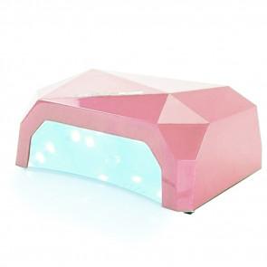 Expa-nails UV lampa CCFL D-PINK, ružová