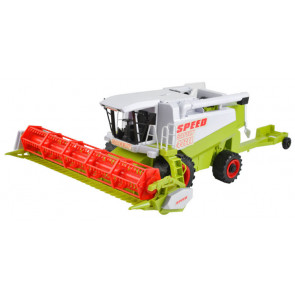 Farm Tractor 6101 Kombajn so zberačom a s prívesom