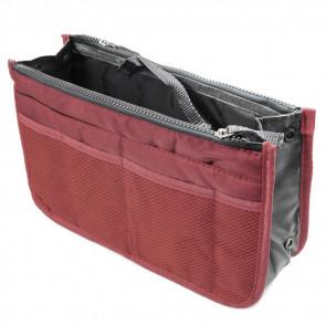 Jenifer 3926 Praktický organizér do kabelky 29 x 17 x 11 cm, bordová