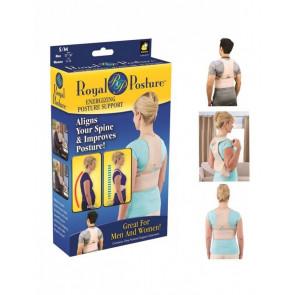 Royal Posture Z2-2115 Rovnací a podporný pás na chrbticu Posture Support, telový