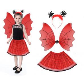 Detský karnevalový kostým Čarodejnica, kostým čarodejnice, karnevalová maska čarodejnica, carodejnica maska, čarodejnica maska
