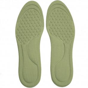 SISI NO.30221-3-Mentol Antibakteriálne vložky do topánok anatomické, veľ.33-45, mentolová