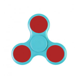 TFY Colours Fidget Spinner, modrý
