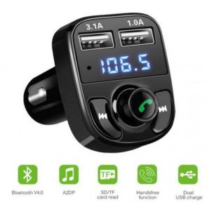 TFY Transmitter, Bezdrôtový MP3 prehrávač do auta s diaľkovým ovládačom, transmitter, transmitter heureka, transmitter fm